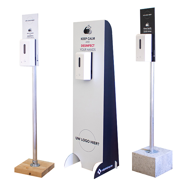 Ontsmetting dispensers